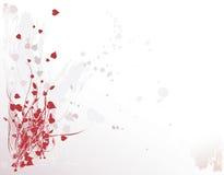 άμπελοι καρδιών Στοκ Φωτογραφίες