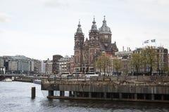 Άμστερνταμ, Κάτω Χώρες - 13 Μαΐου 2015 Στοκ Εικόνες