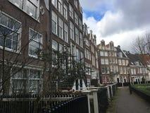 Άμστερνταμ, μια ημέρα στοκ φωτογραφίες