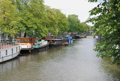 Άμστερνταμ Στοκ Φωτογραφία