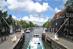 4 Άμστερνταμ Στοκ Φωτογραφία