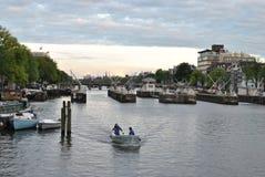 9 Άμστερνταμ Στοκ Εικόνες