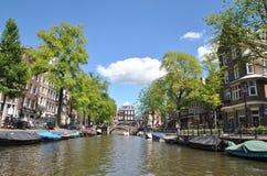 7 Άμστερνταμ Στοκ Φωτογραφίες