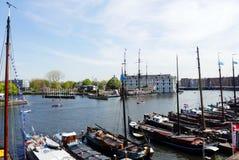 Άμστερνταμ Scheepvaartmuseum Στοκ Φωτογραφίες
