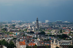 Άμστερνταμ westertower Στοκ φωτογραφίες με δικαίωμα ελεύθερης χρήσης