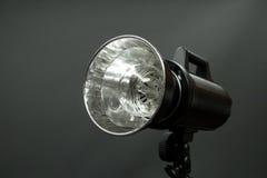 λάμψη στούντιο, λάμψη στροβοσκόπιων στούντιο φωτογραφιών Στοκ φωτογραφία με δικαίωμα ελεύθερης χρήσης