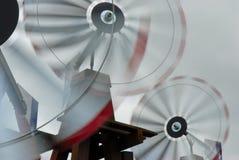 άνεμοι του Τέξας Στοκ Εικόνες