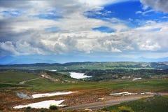 Άνεμος πέρασμα Beartooth Στοκ φωτογραφία με δικαίωμα ελεύθερης χρήσης