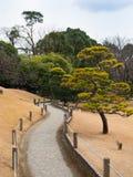 Άνεμος πορεία κήπων στην Ιαπωνία στοκ εικόνα με δικαίωμα ελεύθερης χρήσης