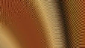 Άνεμος χρυσά καλώδια Στοκ Φωτογραφίες