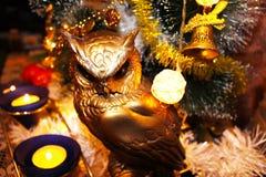 Άνεση Χριστουγέννων όμορφη στοκ εικόνες