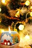 Άνεση Χριστουγέννων όμορφη στοκ φωτογραφία με δικαίωμα ελεύθερης χρήσης