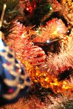 Άνεση Χριστουγέννων όμορφη στοκ εικόνα με δικαίωμα ελεύθερης χρήσης