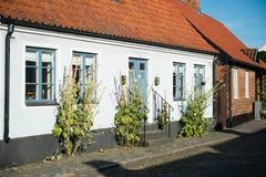 Άνετα εξοχικά σπίτια Στοκ Εικόνες