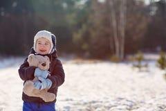 Άνετες αγκαλιές για τις χειμερινές ψύχρες στοκ φωτογραφία με δικαίωμα ελεύθερης χρήσης