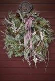Άνετη διακόσμηση Χριστουγέννων Στοκ Φωτογραφίες