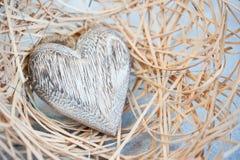 Άνετη καρδιά Στοκ Φωτογραφία
