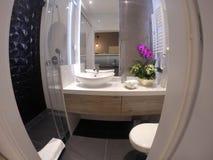 Άνετο διαμέρισμα στο κέντρο του Γντανσκ Στοκ εικόνα με δικαίωμα ελεύθερης χρήσης
