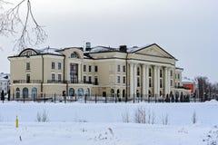 Άνετο ξενοδοχείο πολυτέλειας Στοκ Εικόνες