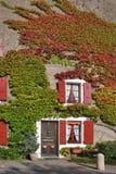 άνετο σπίτι μικρό Στοκ Εικόνα
