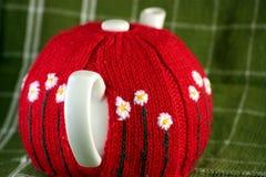 άνετο teapot Στοκ φωτογραφία με δικαίωμα ελεύθερης χρήσης