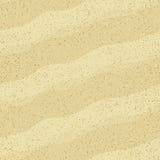 Άνευ ραφής άμμος Στοκ φωτογραφίες με δικαίωμα ελεύθερης χρήσης
