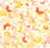 Άνευ ραφής - ανασκόπηση πεταλούδων Απεικόνιση αποθεμάτων