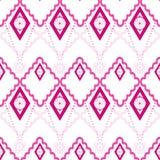 Άνευ ραφής αφηρημένη γεωμετρική ΤΣΕ σύστασης σχεδίων rhombuses τετραγωνική Στοκ εικόνα με δικαίωμα ελεύθερης χρήσης