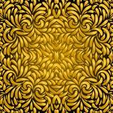 Άνευ ραφής αφηρημένη τετραγωνική απεικόνιση Στοκ Εικόνα