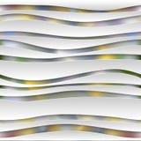 Άνευ ραφής αφηρημένη τρισδιάστατη άσπρη σφαιρική ανασκόπηση Στοκ φωτογραφία με δικαίωμα ελεύθερης χρήσης