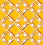 Άνευ ραφής αφηρημένο γεωμετρικό τετραγωνικό υπόβαθρο απεικόνιση αποθεμάτων