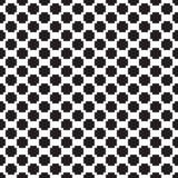 Άνευ ραφής αφηρημένο γεωμετρικό jacquard τετραγωνικό trellis παπλωμάτων σχέδιο διανυσματική απεικόνιση