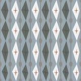 Άνευ ραφής αφηρημένο διανυσματικό υπόβαθρο κεραμιδιών σχεδίων daimond απεικόνιση αποθεμάτων