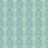 Μπλε βικτοριανό σχέδιο ταπετσαριών Στοκ φωτογραφία με δικαίωμα ελεύθερης χρήσης