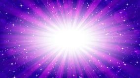 Άνευ ραφής βρόχος υποβάθρου αστεριών τζακ ποτ απόθεμα βίντεο