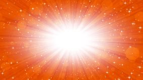 Άνευ ραφής βρόχος υποβάθρου αστεριών τζακ ποτ φιλμ μικρού μήκους