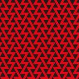 Άνευ ραφής γεωμετρικό αφηρημένο υπόβαθρο σύστασης σχεδίων τριγώνων Στοκ εικόνα με δικαίωμα ελεύθερης χρήσης