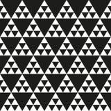 Άνευ ραφής γεωμετρικό αφηρημένο υπόβαθρο σύστασης σχεδίων τριγώνων απεικόνιση αποθεμάτων
