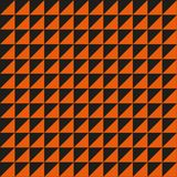 Άνευ ραφής γεωμετρικό αφηρημένο υπόβαθρο σύστασης σχεδίων τριγώνων Στοκ Φωτογραφία