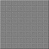 Άνευ ραφής γεωμετρικό σχέδιο των τριγώνων Στοκ εικόνες με δικαίωμα ελεύθερης χρήσης