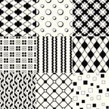 Άνευ ραφής γεωμετρικό σχέδιο υποβάθρου Στοκ φωτογραφίες με δικαίωμα ελεύθερης χρήσης