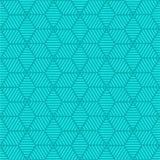 Άνευ ραφής γεωμετρικό σχέδιο διανυσματική απεικόνιση
