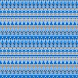 Άνευ ραφής γεωμετρικό υπόβαθρο με το εθνικό ύφος Στοκ φωτογραφία με δικαίωμα ελεύθερης χρήσης