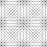 Άνευ ραφής γεωμετρικό υπόβαθρο σύστασης σχεδίων διανυσματική απεικόνιση