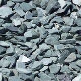 Άνευ ραφής γκρίζες πέτρες Στοκ φωτογραφία με δικαίωμα ελεύθερης χρήσης