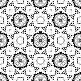 Άνευ ραφής γραπτό αφηρημένο 13 σχέδιο, ταπετσαρία υποβάθρου, editable διάνυσμα, απεικόνιση Στοκ Εικόνες