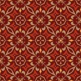 άνευ ραφής διάνυσμα σύστα&sigma Όμορφο χρωματισμένο σχέδιο για το σχέδιο και μόδα με τα διακοσμητικά στοιχεία πορτογαλικά Στοκ φωτογραφία με δικαίωμα ελεύθερης χρήσης