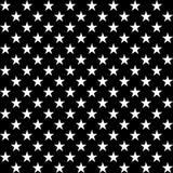 Άνευ ραφής διάνυσμα υποβάθρου αστεριών Στοκ εικόνες με δικαίωμα ελεύθερης χρήσης