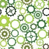 Άνευ ραφής διανυσματικό πρότυπο των σκιαγραφιών των εργαλείων Ελεύθερη απεικόνιση δικαιώματος