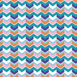 Άνευ ραφής διανυσματικό σχέδιο σχεδίων βελών σιριτιών Φωτεινά κυματιστά λωρίδες διανυσματική απεικόνιση